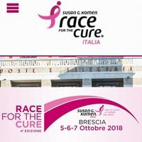La Scuola Audiofonetica alla Brescia Race for the Cure 2018