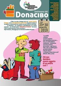 Settimana del Donacibo 2019