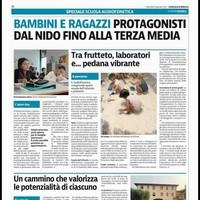 Articolo del Giornale di Brescia - Gennaio 2020