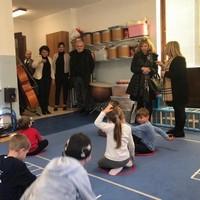 Visita della Fondazione Comunità Bresciana
