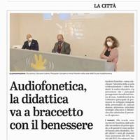 Articoli stampa bresciana nov. 2020
