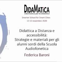 L'Innovazione didattica della Scuola Audiofonetica