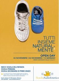 Ultimo Open Day presso la nostra scuola